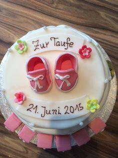 Tauftorte Birthday Cake, Sugar, Cookies, Desserts, Food, Kuchen, Crack Crackers, Tailgate Desserts, Deserts