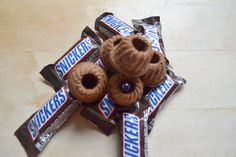 Mini Snickers Gugl