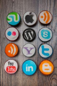 Cupcakes gone social
