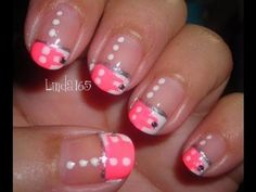 Nail Art for Short Nails - Diseño de Uñas para uñas cortas
