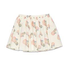 Printed Skirt at Marie-Chantal US