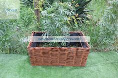 Willow planter.