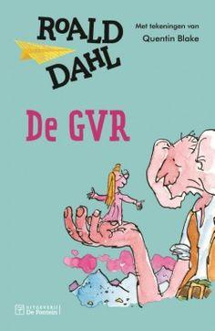 De GVR // Roald Dahl // ISBN: 9789026140815