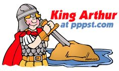 King Arthur and the Knights of the Round Table - FREE Presentations in PowerPoint format, Free Interactives and Games