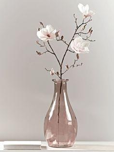 NEW Blush Teardrop Vase