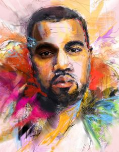 The 50 Coolest Pieces Of Art Inspired By Kanye West