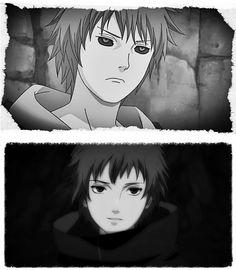 Sasori no Akasuna Naruto Shippuden  before and after edo tensei
