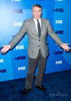 Sam Neill FOX upfront presentation - Arrivals