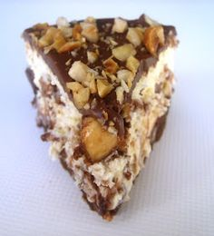 I'm happy to introduce you to my Ferrero Rocher Cheesecake! It's Daring Bakers time! The April 2009 challeng...
