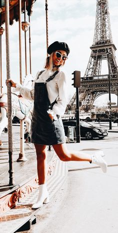Spring outfit, paris winter fashion, spring fashion, edgy summer fashion, a Paris Outfits, Spring Outfits, Winter Outfits, Paris Spring Outfit, Europe Outfits Summer, Outfit Summer, France Outfits, Parisienne Chic, Cool Outfits For Teens