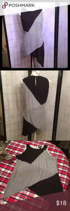 WHBM Tunic Wrap Dress Shirt Size large, like new, no flaws. Perfect for leggings.  Lots of Victoria Secret, Pink, Nike, Under Armour, Lululemon, Patagonia, Miss Me, and other Buckle items to list. Follow me to check out the great deals. I'm always happy to bundle.   All items are from a clean non smoking home. White House Black Market Tops Blouses