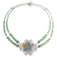 Tutorial - Spring Fever Necklace Project | Beadaholique
