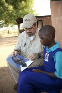 This is Day 3 of the Experience of a Lifetime trip with David Levis, who is visiting five sponsored children across this great nation, alive with warm and welcoming people.