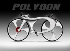 futuristic bike design I like. Forgot who made it