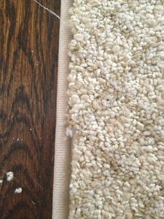 How To Turn A Carpet Remnant Into Rug