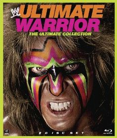 WWE: Ultimate Warrior - The Ultimate Collection (Blu-ray Disc 2014 Set) Ultimate Warrior T Shirt, Bobby Heenan, Warrior 3, Andre The Giant, Lucha Underground, Wrestling Wwe, Video On Demand, Ultimate Collection, Wwe Superstars