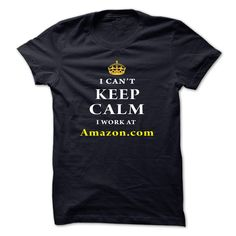 I Can't Keep Calm And Let The Handle It, I Work At Amazon T-Shirts, Hoodies. VIEW DETAIL ==► https://www.sunfrog.com/LifeStyle/I-Cant-Keep-Calm-I-Work-At-Amazon-xarpg-NavyBlue.html?id=41382