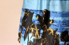 Tutorial: Photo print dress created by Emma Jeffery using one of her own vacation photos and printed using Spoonflower