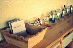 la casa nella prateria blog - lots of diy montessori projects and discussions