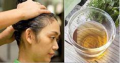 Uma simples receita que deixará seu cabelo saudável e bonito como nunca