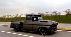 Bad to the Bone '58 Chevy Apache Custom