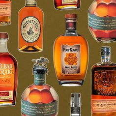 5 Classic Bourbons You Should Never Forget