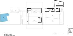 Casa MM,Planta 2° pavto- legenda