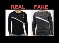 How to Spot Fake Gucci Shirts
