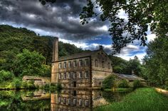 Gibson's Mill, Hardcastle Crags, Nr Hebden Bridge