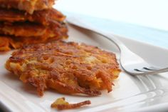 Sweet Potato Latkes Phase 3