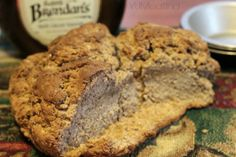 Irish Soda Bread Pud