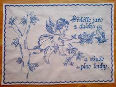 Embroidery Patterns, Diy And Crafts, European Countries, Czech Republic, Vintage, Spring, Dashboards, Boyfriends, Drawn Thread