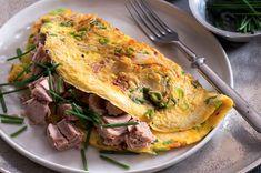 CZ - Omeleta s kimči