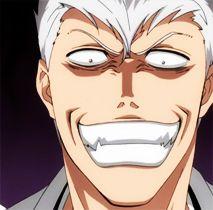 Muguruma Kensei Laugh/Smile or Else!