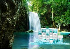 Therme Finn Sauna Seria Anti-pollution Waterfall, Outdoor, Outdoors, Waterfalls, Outdoor Games, The Great Outdoors