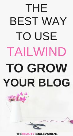 Tailwind Tribes are totally free and amazing to use. Here's how to join mine or start your own! #blogging #tailwindtribes #pinteresttribes