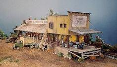 model railroad malcolm furlow - Google Search