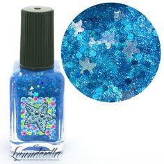 Lynnderella Nail Polish—Cyan Starfish—Only 7 Made #Lynnderella