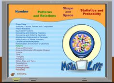 Math Videos over various topics Math Tutor, Math Class, Fun Math, Maths, Comparing Fractions, Equivalent Fractions, Math Resources, Math Activities, Math Live