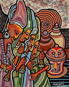 Part three, African art and Pablo Picasso | victoriafrattarelli