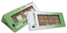 Install Brickweb Thin Brick