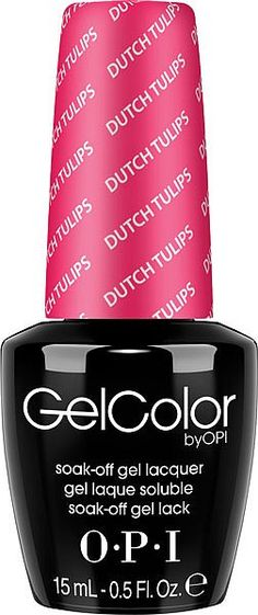 OPI GelColor Dutch Tulips #L60