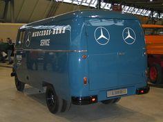 Mercedes-Benz L 319, Retro Classics, Stuttgart, Germany, 2009
