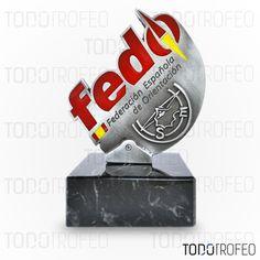 TROFEO FEDO.   Diseñamos los trofeos para su evento deportivo. Pide su presupuesto a través de: todotrofeo@todotrofeo.com   FEDO TROPHY.  We design your sport event trophies. Request your budget in: todotrofeo@todotrofeo.com