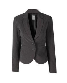 dress it up a bit with a blazer