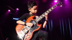 11-Year-Old Boy Plugs In Guitar On Live TV, And No One Expected What Happened Next