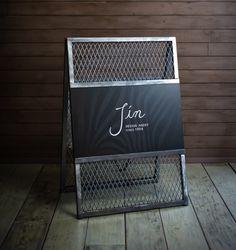 【販売商品】かっこよすぎるオリジナルA型看板  | デザイン性の高い看板デザイン制作会社。【看板デザイン相談所】神奈川・東京・千葉・埼玉