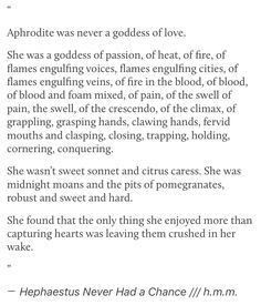 once called me Aphrodite Aphrodite, Persephone, Poem Quotes, Words Quotes, Life Quotes, Sayings, Qoutes, Greek Gods And Goddesses, Greek And Roman Mythology