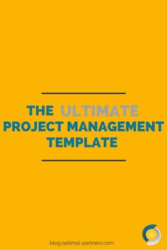 If you're looking to stay organized, here is a fantastic project template that allows you to use checklists and keep your team and project on track. Access convenient checklists, a communications matrix, and risk register for your projects.