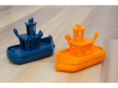 bathtub boat by vandragon_de - Thingiverse